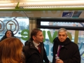 Inauguration Tramway T6 - Décembre 2014