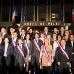 Premier conseil municipal Vélizy