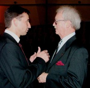 Pascal Thévenot et Raymond Loisel