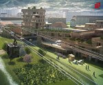 Un projet de téléphérique entre le pont de Sèvres et Vélizy