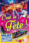 C'est la Fête du Printemps à Vélizy