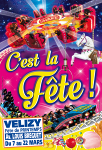 Fête du Printemps Vélizy