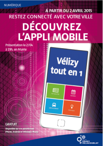 Application mobile Vélizy tout en 1
