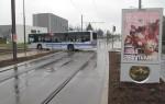 le tramway fait disparaître les panneaux publicitaires – Vélizy