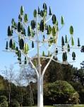 Vélizy parie sur l'éolienne à feuilles