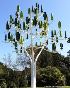 Eolienne à feuilles Vélizy