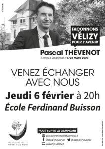 Réunion publique FVA Vélizy