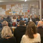 Réunion publique école Fronval - 4 mars