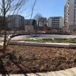 Quartier Louvois : La rue Auzelle et les allées bientôt ouvertes